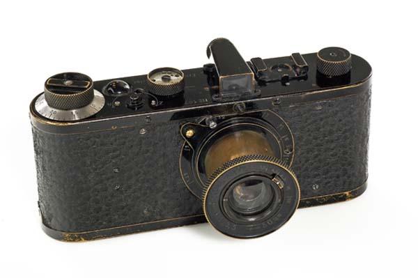 Leica bate récord de subasta