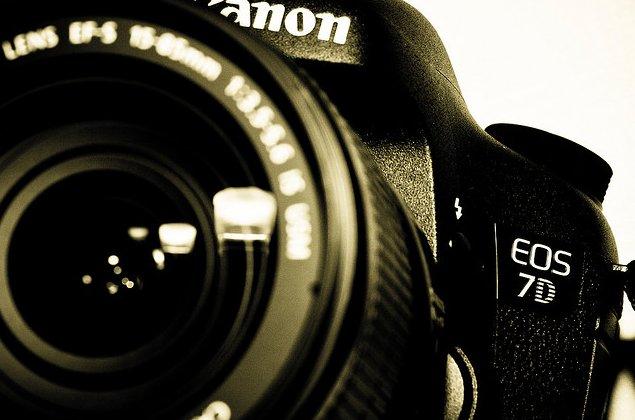 Conocer la cámara fotográfica