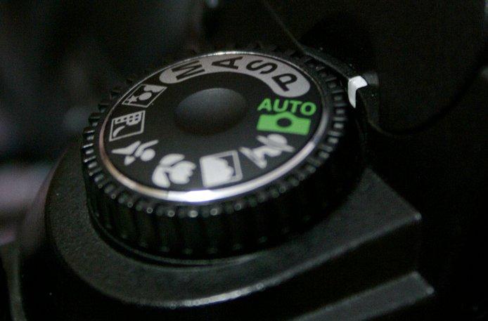 ¿Fotografía en modo manual o automático?