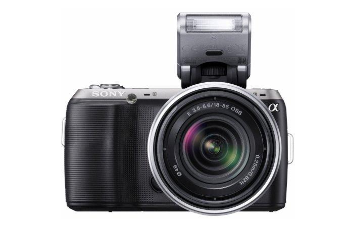 Sony NEX-C3: pequeña, ligera y con sensor CMOS