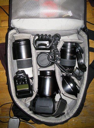 ¿Qué necesito para tener un equipo fotográfico completo?