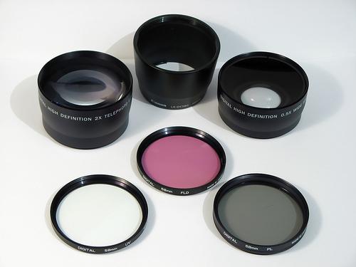 Los 3 filtros imprescindibles para tu equipo fotográfico