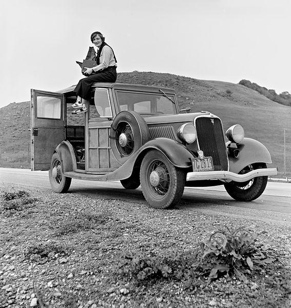 Dorothea Lange, una fotógrafa humanística