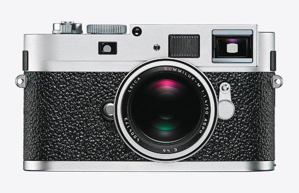 La 'nueva' Leica, la M9-P