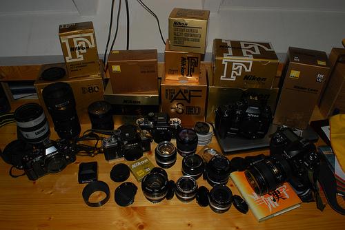 ¿Por qué elegir una cámara réflex?