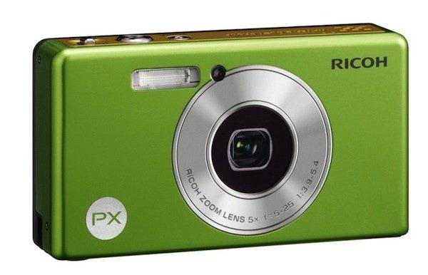 La nueva compacta todoterreno de Ricoh, la PX