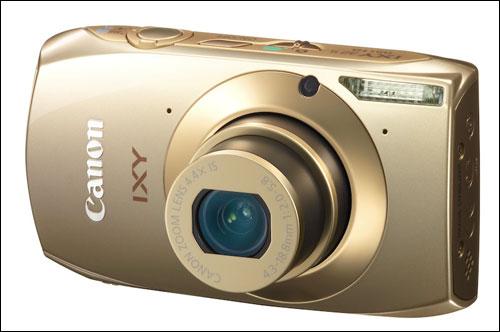 La nueva Canon IXY 32S está lista para salir en agosto