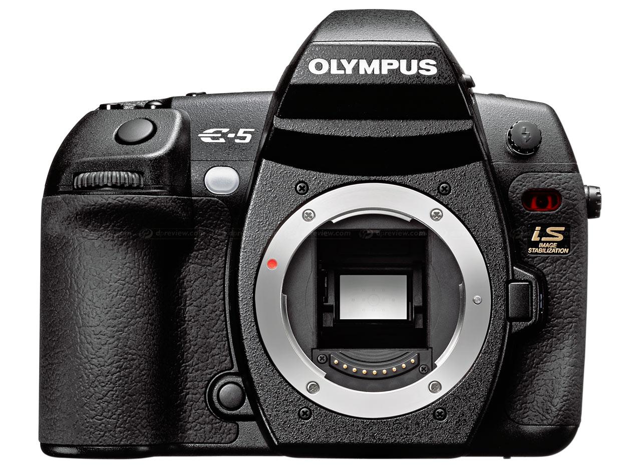 Olympus E-5, la nueva