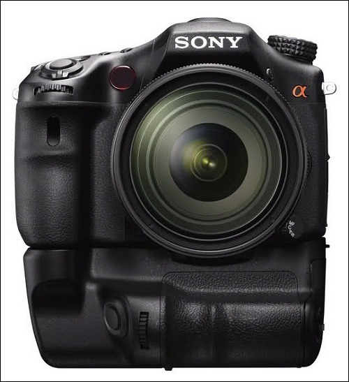 Se filtran las imágenes de la nueva Sony A77