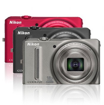 Nikon Coolpix S-9100