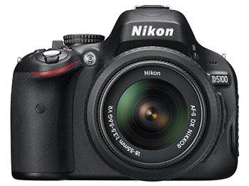 """Nuevo """"juguete"""" de Nikon, D5100"""