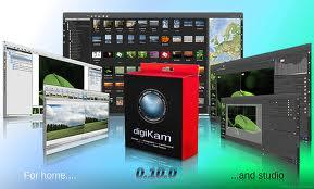 Edita y gestiona tus imágenes con Digikam