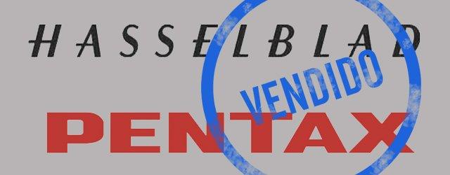 Haselblad y Pentax cambian de dueños