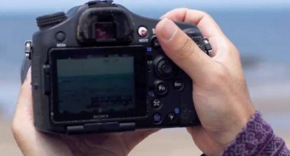 Se filtra un vídeo de la nueva sony A77