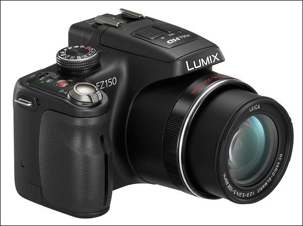 La Lumix FZ150 reduce la resolución y destaca por la grabación de vídeo