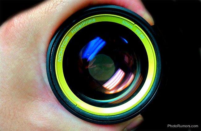 El Noktor HyperPrime 50mm f/0.95 saldrá a finales de este mes