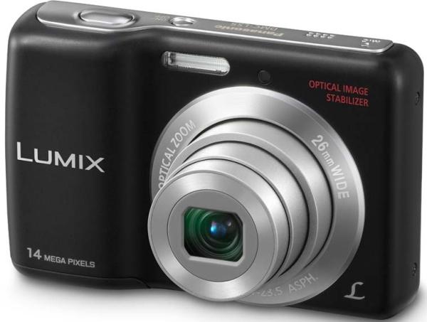 Lumix DMC-LS5, la versatilidad hecha cámara