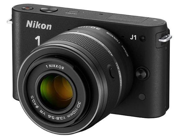 Nikon 1, la nueva gama de Nikon ha llegado con dos modelos de cámaras