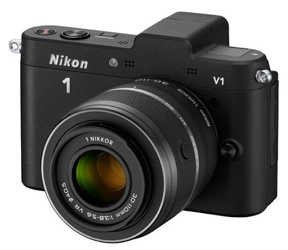 Nikon 1, la nueva gama de Nikon ha llegado con dos modelos de cámaras (II)