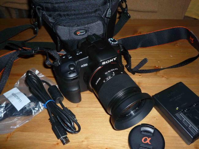 Comprar material fotográfico de segunda mano, ¿Es recomendable?
