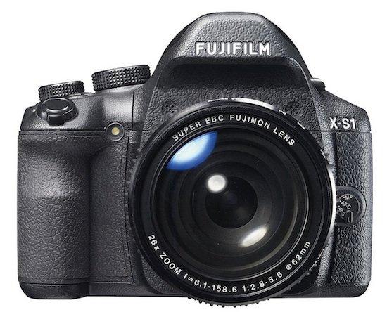 Fujifilm X-S1, una nueva bridge saldrá al mercado