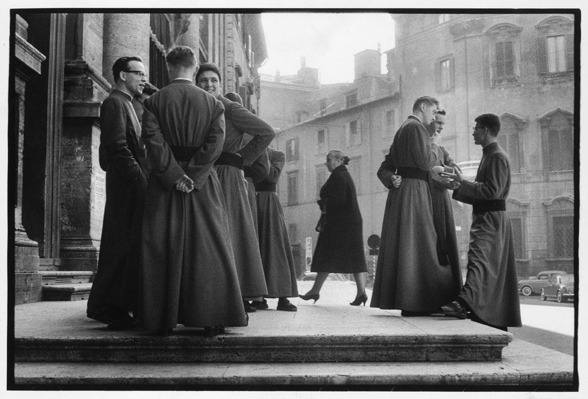 Henri Cartier-Bresson: la fotografía del instante