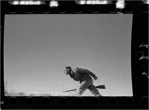 Exposición de fotos inéditas de la Guerra Civil española en Barcelona