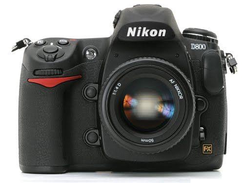 Se retrasa la salida de la Nikon D800