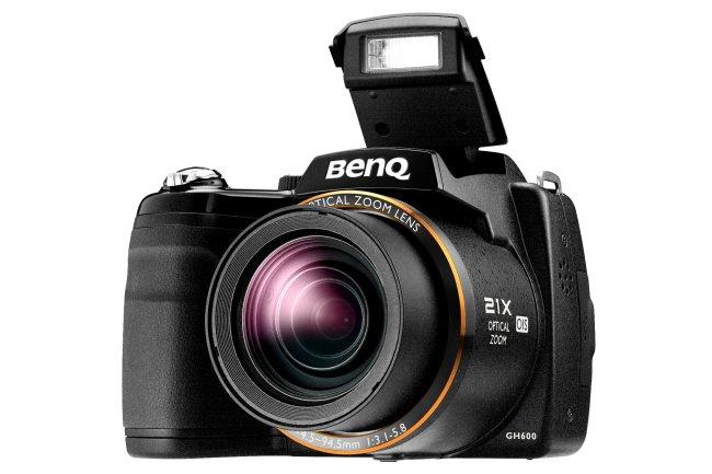 Nueva BenQ GH600, la bridge de BenQ