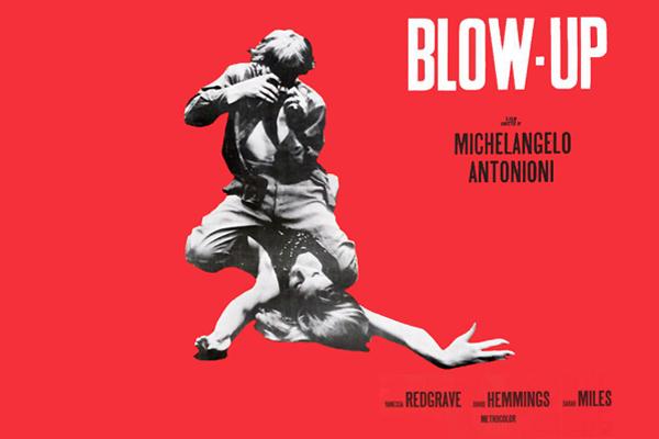 """La película de la semana: """"Blow-Up"""", de Michelangelo Antonioni"""