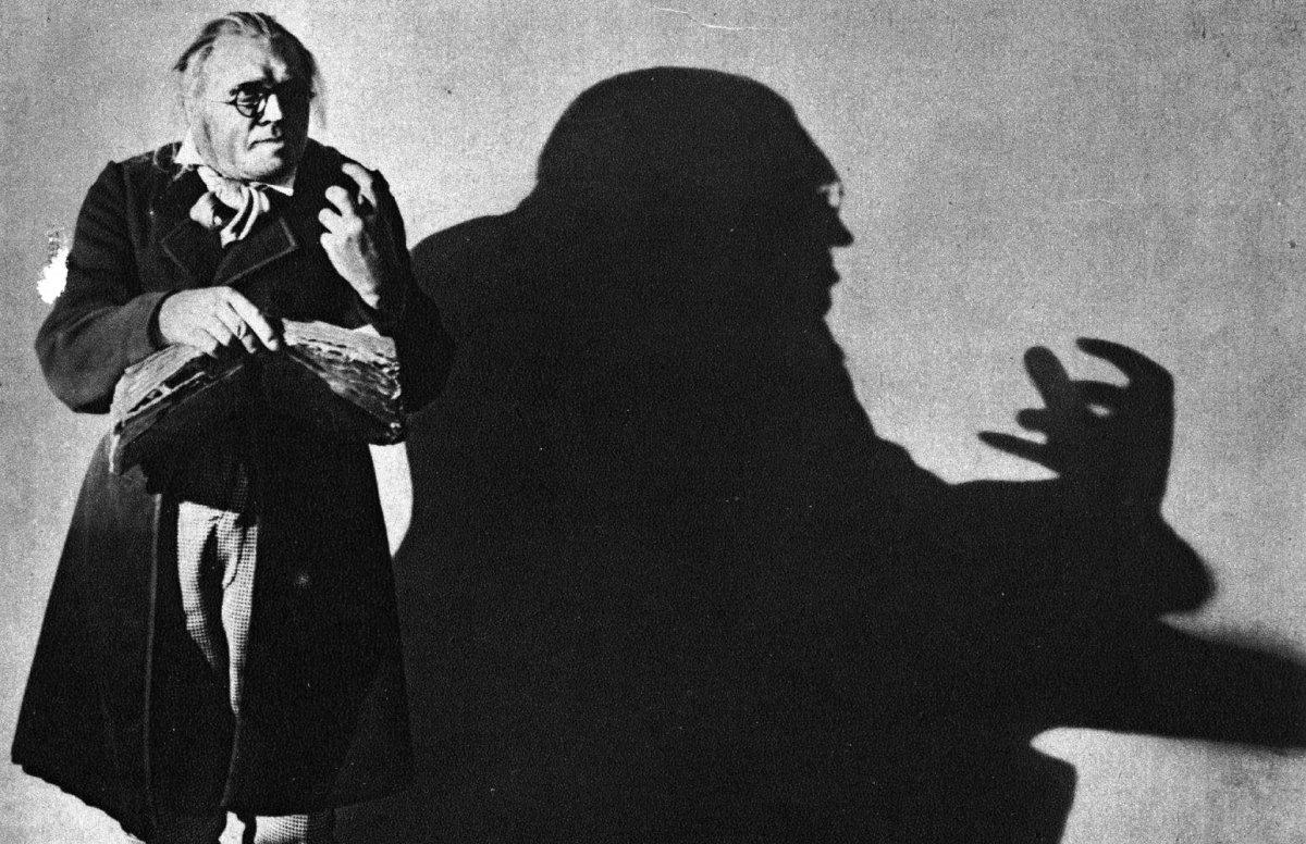 """La película de la semana: """"El gabinete del doctor Caligari"""""""