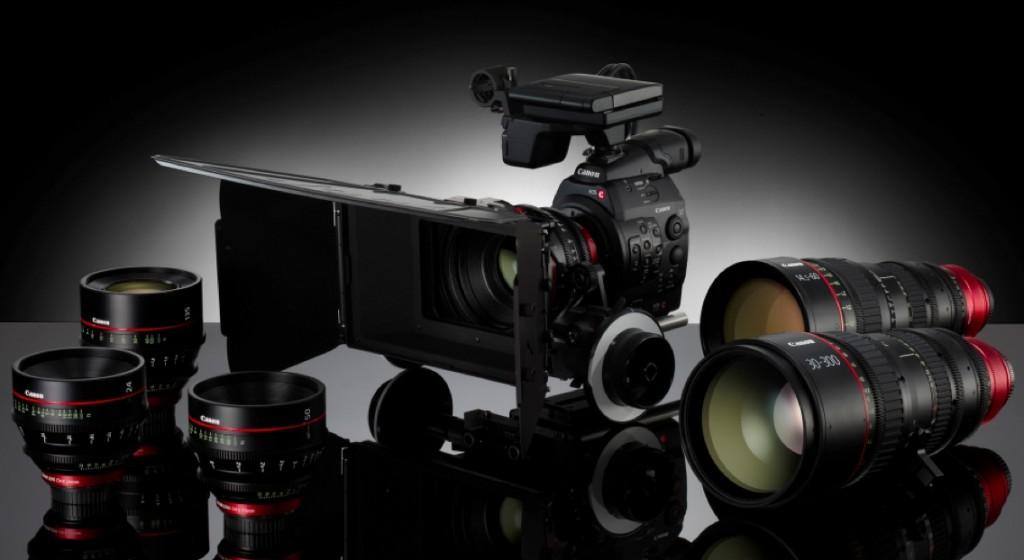Tiembla Hollywood: Canon presenta sus primeras cámaras profesionales de cine