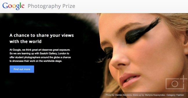 Nuevo concurso internacional de Google para los estudiantes de fotografía