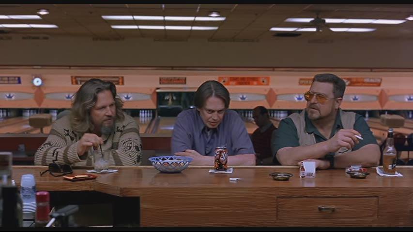 """La película de la semana: """"El Gran Lebowski"""", de los hermanos Coen."""