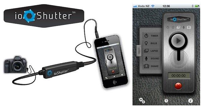 ioShutter, una nueva aplicación iOS
