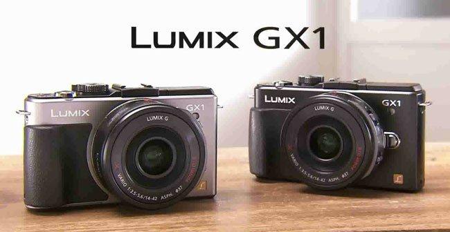 Se hace oficial la nueva Lumix GX1 de Panasonic