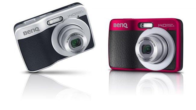 BenQ AC 100-1, la nueva compacta de BenQ