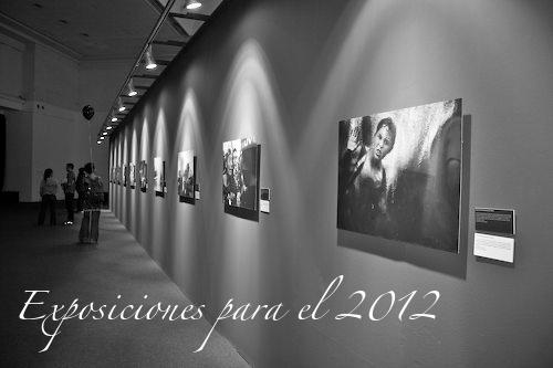 Exposiciones para el 2012: Homenaje al Centre Internacional de Fotografia