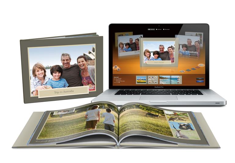 iPhoto: calendarios, postales y libros de fotos a muy buen precio