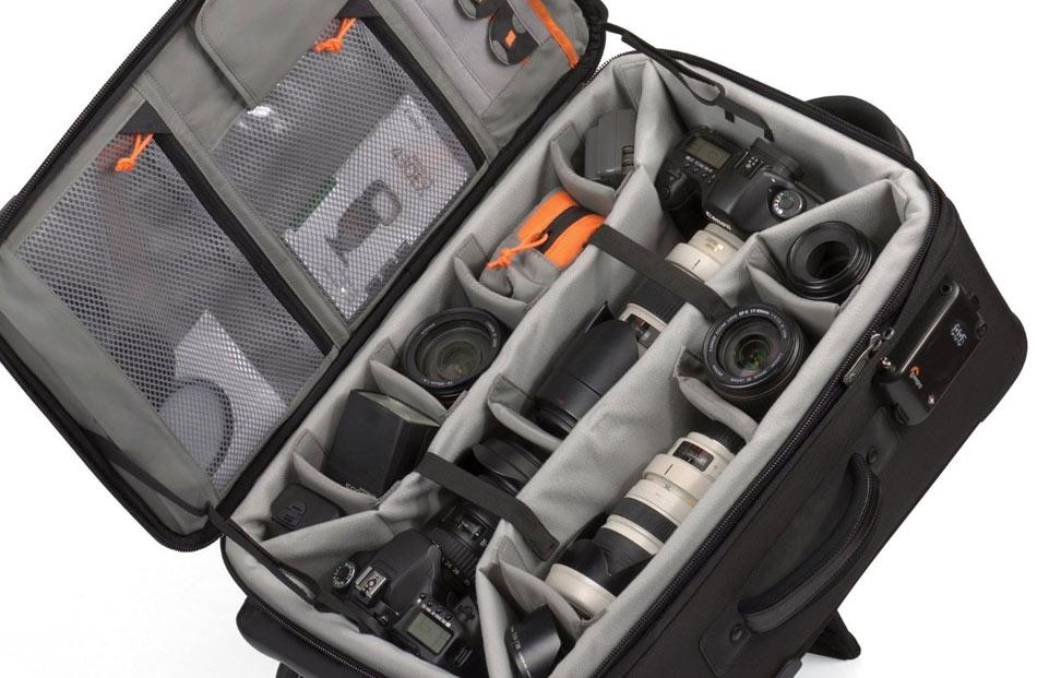 Transporta tu cámara con Lowepro