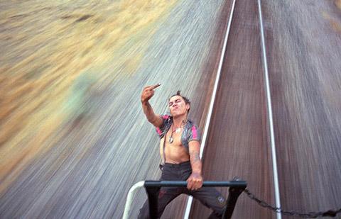El fotógrafo de la semana: The Polaroid Kidd