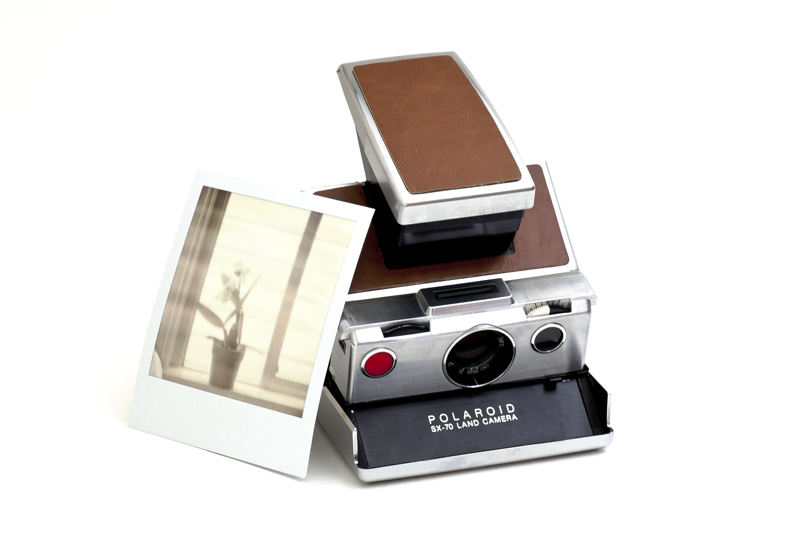 Polaroid SX-70, una polaroid con estilo