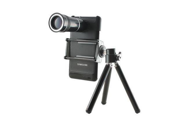 Teleobjetivo para Samsung Galaxy S II