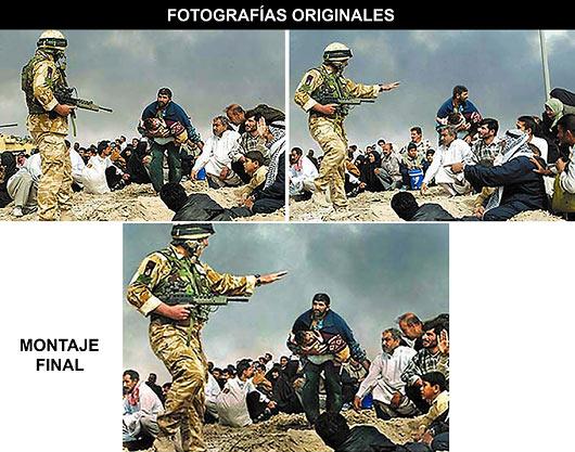 """""""Fotografía sin verdad"""", un gran libro sobre el retoque en el mundo del fotoperiodismo"""