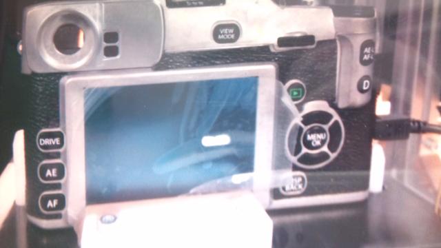 Fuji prepara su nueva cámara EVIL para dentro de unas semanas