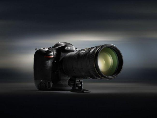 Ya era hora, ya está aquí la Nikon D4