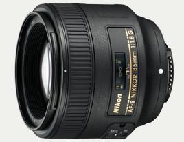 Nikon sigue a lo suyo y presenta nuevo objetivo de 85mm