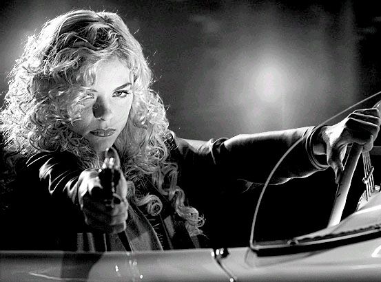 "La película de la semana: ""Sin City"", de Robert Rodríguez, Quentin Tarantino y Frank Miller"