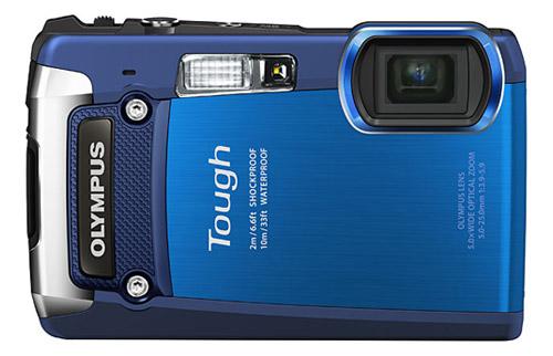 Olympus se saca del bolsillo dos nuevas cámaras indestructibles (o casi)