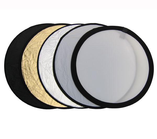 Reflector 5 en 1, un accesorio fundamental para modificar la luz